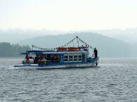 Najwiekszy w kraju zbiornik pełni także funkcję turystyczną