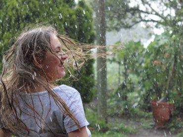 Cieszmy się deszczem! Dzięki niemu jesteśmy bogatsi... w wodę